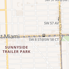 Directions for Armoas Del Peru in West Miami, FL 5757 Sw 8th St
