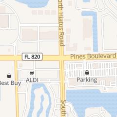 Directions for Eccher Stacey Dvm in PEMBROKE PINES, FL 11210 PINES BLVD