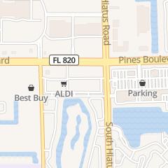 Directions for Stacey Eccher Dvm in Pembroke Pines, FL 11210 Pines Blvd