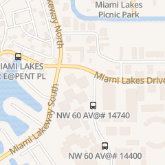 Directions for Nutri Force Nutrition in Miami Lakes, FL 14800 Nw 60th Ave