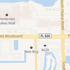 Directions for Gamestop Video Games in Pembroke Pines, FL 11401 Pines Blvd Ste 806
