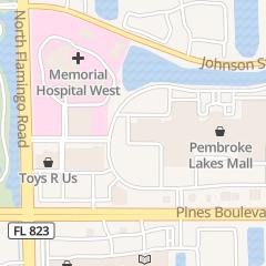 Directions for Avis in Pembroke Pines, FL 12055 Pines Blvd