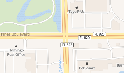 Directions for Redbox in Pembroke Pines, FL 170 S Flamingo Rd