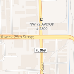 Directions for Adolfo Cuellar ChB in Miami, FL 7225 NW 25Th St