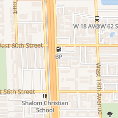 Directions for Domino's Pizza in Hialeah, FL 5874 W 20th Ave