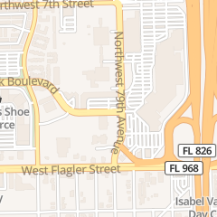 Directions for Sushi Cafe in Miami, FL 7917 Nw 2nd St