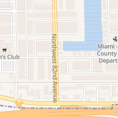 Directions for Florida Customs Brokers and Forwarders in Doral, FL 8228 Nw 14th St