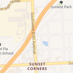 Directions for Sir Galloway Cleaners in Miami, FL 8668 Sunset Dr