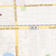 Directions for University Coin Laundry in Miami, FL 10560 Sw 8th St