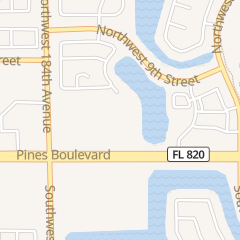 Directions for Banfield the Pet Hospital in Pembroke Pines, FL 18201 Pines Blvd