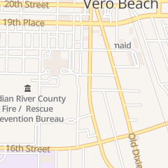 Directions for Center for Holistic Health in Vero Beach, FL 1785 14th Ave