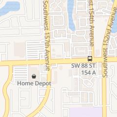 Directions for Domino's Pizza in Miami, FL 15653 Sw 88th St