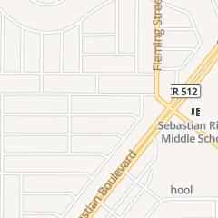 Directions for Aurora Road Billiard Supplies in Sebastian, FL
