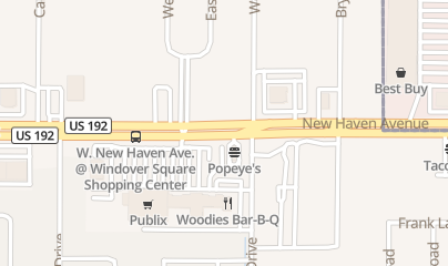 Directions for A-1 Liquor in Melbourne, FL 2245 W New Haven Ave