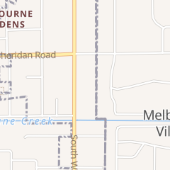 Directions for Melwick Llc in MELBOURNE, FL 1195 S Wickham Rd