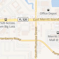 Directions for Frankie's Wings and Snack Bar in Merritt Island, FL 325 E Merritt Island Cswy Ste P