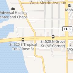 Directions for The Sugar Shack in Merritt Island, FL 362 W Merritt Island Cswy