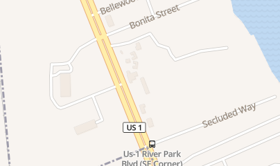 Directions for Pinto's Lounge in Titusville, FL 7555 S Us Highway 1