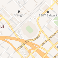Directions for Carolina Panthers in Charlotte, NC 800 S Mint St