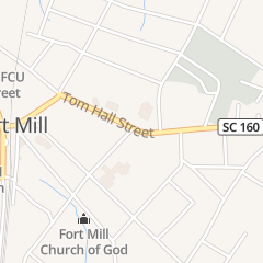 Directions for Comporium Communications in Fort Mill, SC 200 Tom Hall St