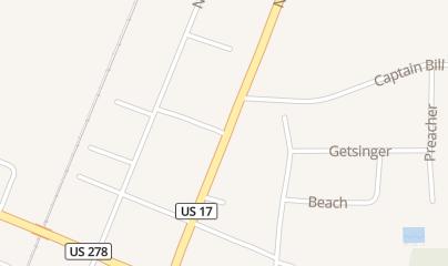 Directions for Schooner's Neighborhood Bar & Grill in Ridgeland, SC 10953 N Jacob Smart Blvd