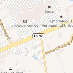 Directions for Outback Steakhouse in Daytona Beach, FL 1735 W International Speedway Blvd