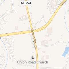 Directions for Gravity Groove in Gastonia, NC 2212 Union Rd Ste 700