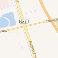 Directions for Crossgate Motors in Port Wentworth, GA 5990 GA Highway 21