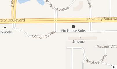 Directions for Shamrock Beverage in Orlando, FL 12046 Collegiate Way