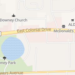Directions for Public Storage in Orlando, FL 10280 E Colonial Dr