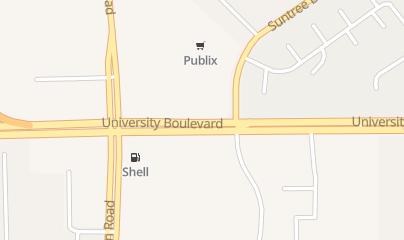 Directions for University Wine & Spirits in Orlando, FL 10143 University Blvd