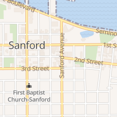 Directions for The West End Trading Comp in Sanford, FL 202 Sanford Ave