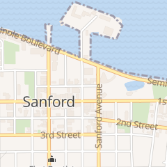 Directions for Ron's Lawn Mower Parts in Sanford, FL 308 E Commercial St