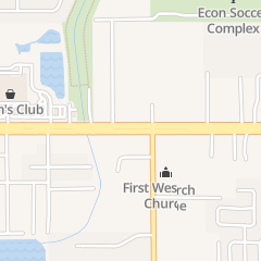 Directions for Luxy Nail Spa in Orlando, FL 8010 W Colonial Dr Ste 134
