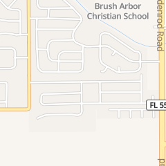 Directions for Nail Spa in Orlando, FL 6025 S Goldenrod Rd