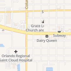 Directions for Kfc in Saint Cloud, FL 2733 13th St