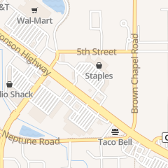 Directions for Bojangles' Famous Chicken 'n Biscuits in Saint Cloud, FL 4100 13th St