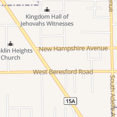 Directions for Mbi Direct Mail in Deland, FL 710 W New Hampshire Ave