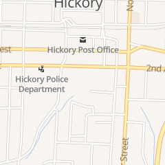Directions for CHARLOTTE OBSERVER CATAWBA VALLEY in Hickory, NC 261 2nd Ave SE