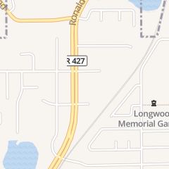 Directions for J D Electrical Contractors Inc in Longwood, FL 1045 N Ronald Reagan Blvd