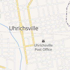 Directions for The Freight Station in Uhrichsville, OH 401 N Main St
