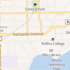 Directions for Orlando Leisure Magazine in Winter Park, FL 170 W Fairbanks Ave