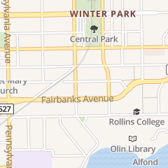 Directions for Florida Trend in Winter Park, FL 174 W Comstock Ave