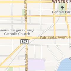 Directions for Sprinkles Custom Cakes in Winter Park, FL 501 W Fairbanks Ave