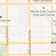 Directions for Servpro in Winter Park, FL