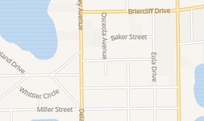 Directions for Seminole County Gun & Archery Association in Orlando, FL 1400 Osceola CT