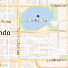 Directions for PERSONAL MINI STORAGE in ORLANDO, FL 4600 OLD WTR GARDEN RD