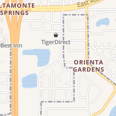 Directions for Kappa Computer Systems in Altamonte Springs, fl 270 Northlake Blvd Ste 1000