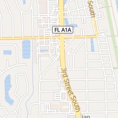 Directions for Atlantic Eye Institute in Jacksonville Beach, FL 2710 3rd St S