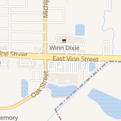 Directions for Cherry Nails in Kissimmee, FL 1346 E Vine St